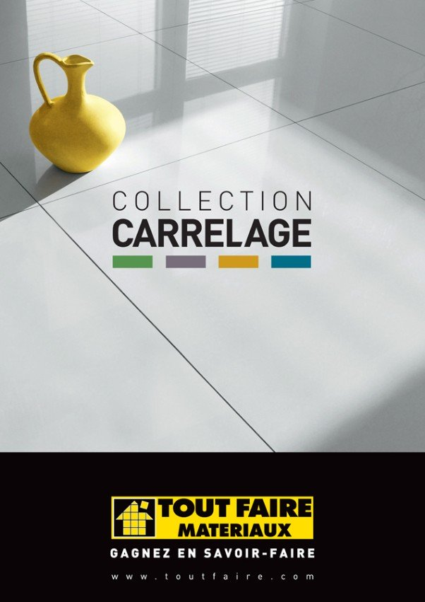 Catalogue Carrelage SanitaireTout Faire Matériaux en Corse - SIMAT