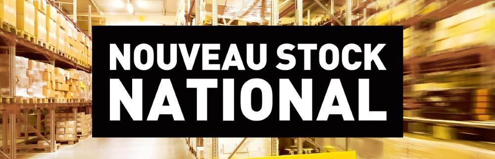 Stock nationalTout Faire Matériaux